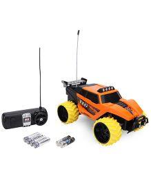 Maisto Remote Control Vudoo Off Road - Orange  Black