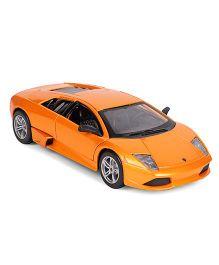 Maisto Lamborghini Murcielago Die Cast Metal Model Kit - Orange
