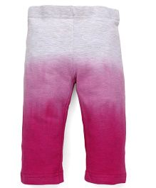 Pinehill Full Length Leggings - Grey Pink