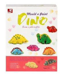 Toy Kraft - Mould and Paint Dino