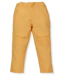 Pinehill Full Length Pant With Pockets - Khaki