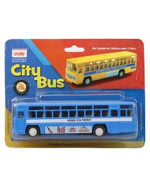 Centy City Bus Toy - Blue