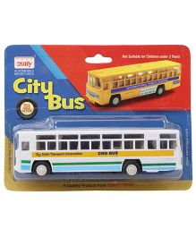 Centy City Bus Toy - White