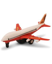 Centy Jet 747 Airplane Toy - Red and White
