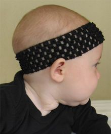 Akinos kids Crochet Elasticated Headband