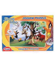 Frank Looney Tunes Hanging Around Jigsaw Puzzle - 150 Pieces