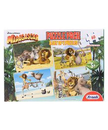 Frank Madagascar Jigsaw Puzzle - 60 Pieces