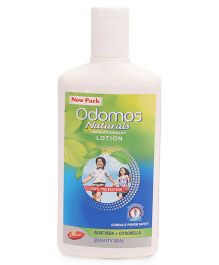 Dabur Odomos Naturals Mosquito Repellent Lotion - 120 ml