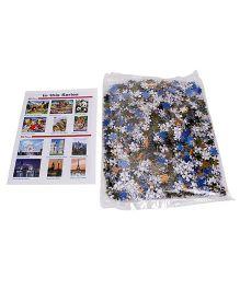 Frank Kinkaku Ji Jigsaw Puzzle Multicolor - 1000 Pieces