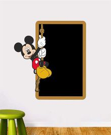 Wall Decal Disney Mickey Chalkboard Wall Decal - Multicolor by L'Orange