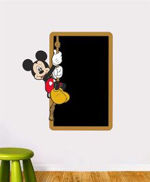 Mickey Chalkboard Wall Decor - Red And Black by L'Orange