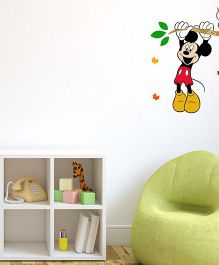Mickey Loves Outdoor Wall Decal - Red by L'Orange