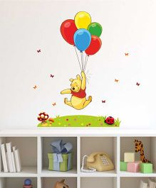 Disney Winnie The Pooh With Balloons Medium - Yellow by L'Orange