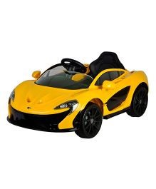 Marktech Battery Operated McLaren P1 Ride On - Yellow