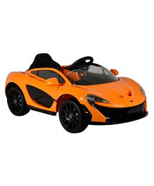 Marktech Battery Operated McLaren P1 Ride On - Orange