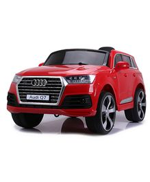 Marktech Battery Operated Audi Q7 Ride On - Red