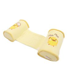 Adore Anti Roll Over Pillow - Yellow