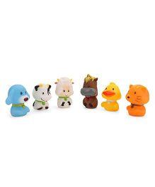 Adore Bath Toys Set - 6 Pieces
