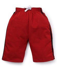 OllypopTrack Shorts - Maroon
