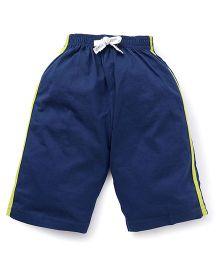 OllypopTrack Shorts - Navy Blue