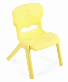 Baby Chair - Yellow