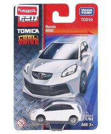 Funskool Honda Brio Toy Car - White