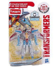 Transformers Funskool StarScream Robots - Blue