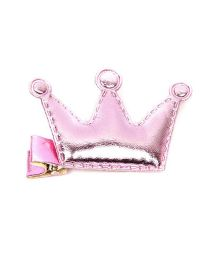 Pikaboo Soft Crown Clip - Pink