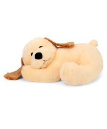 Play Toons Side Face Laying Puppy - 40 cm (Color May Vary)