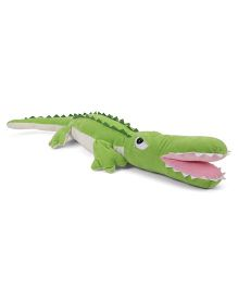 Play Toons Crocodile Soft Toy Green - 71 cm