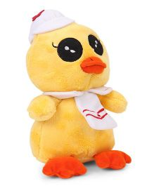Play Toons Duck Soft Toy Yellow - 22 cm