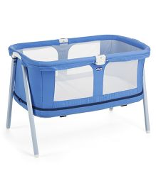 Chicco Lullago Zip Travel Crib Indigo