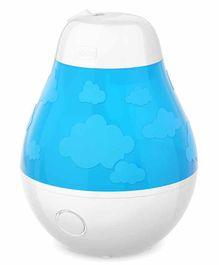 Chicco Respira Sano Humi Ambient Humidifier - White & Blue