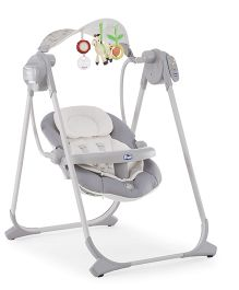 Chicco Polly Swing Up - Silver