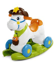 Chicco Toy Baby Rodeo Rocking Horse - Multicolor