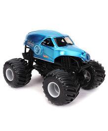 Hot Wheels Die Cast Monster Jam NEA Police Car - Blue