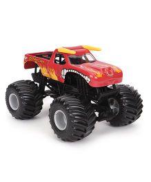 Hot Wheels Die Cast Monster Jam Ei Tora Loco - Red