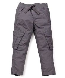 Mothercare Full Length Trouser - Dark Grey