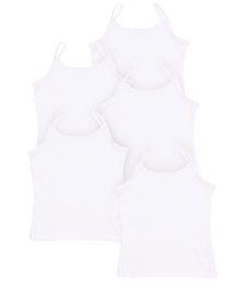 Mothercare Singlet Slips Pack Of 5 - White