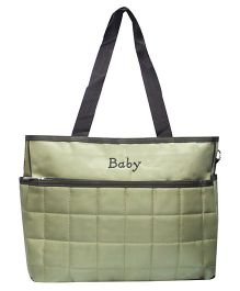 Kiwi Diaper Bag Baby Solid Color - Green