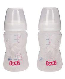 Lovi Bottle Love Design Pack Of 2 - 250 ml
