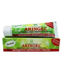 Aringel Mosquito Repellent Cream - Blue And White
