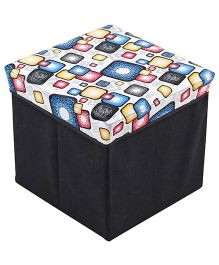 Baby Storage Box Printed - Multi Color