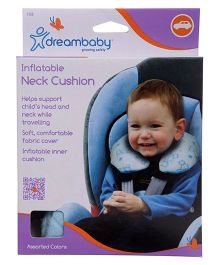 Dreambaby Nap 'N' Go Neck Pillow - Blue
