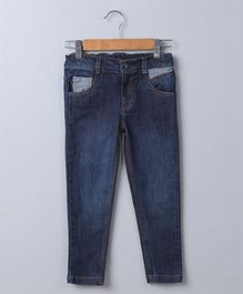 Beebay Denim Trouser - Blue