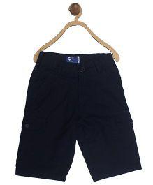612 League Twill Cargo Shorts - Navy Blue