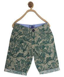 612 League Poplin Cargo Shorts - Green