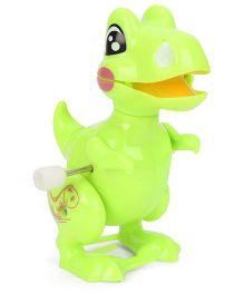 Dinosaur Wind Up Toy - Green