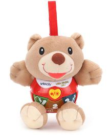 Vtech Little Singing Bear Learning Toy - Brown