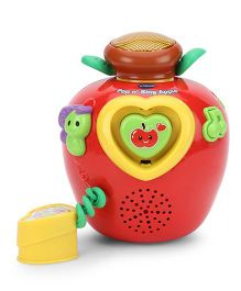 Vtech Pop N Sing Apple - Red